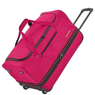 Travelite-Basics-Trolley-Reisetasche-auf-Rollen