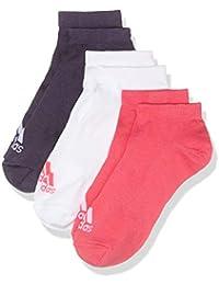 Adidas per no-SH T 3pp Socks, Unisex Adulto, Real Pink s18/