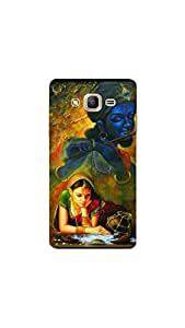 Sowing Happiness Printed Back Cover for Samsung Galaxy On 7 Pro