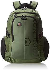 Victorinox 30 Ltrs Green and Black Casual Backpack (31305206)