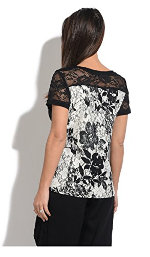 L33 - Top SETA - Donna Multicolore