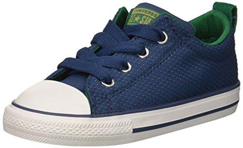 Converse Kids' Chuck Taylor All Star Street Slip on Low Top Sneaker Chuck Taylor Kids Top