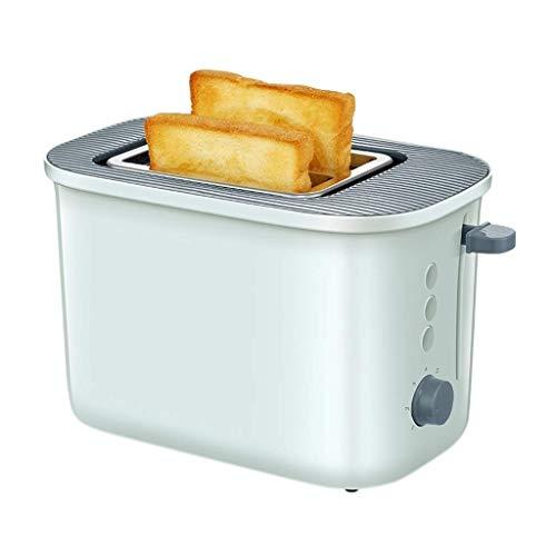 QSJNN Automatischer Toast-Toaster Der Hauptfrühstücksmaschine, Edelstahl-Toaster