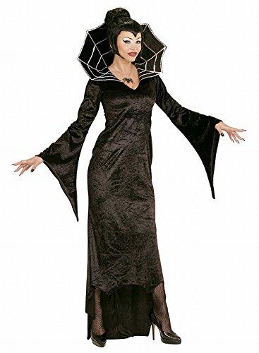 Widmann 05514 - Erwachsenenkostüm Spiderella, Kleid, Größe XL
