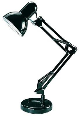 Moderne Schreibtischleuchte 1/5/734 Schreibtischlampe E27 60W