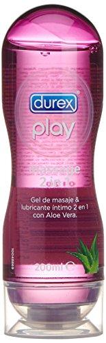 DUREX Play Massage Hidratante 2 in 1 200ML