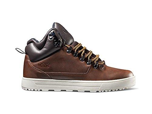 DVS Shoes Vanguard, Baskets Hautes Homme, Gris, Grau