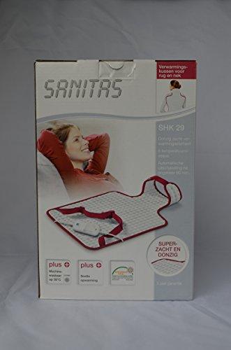 Sanitas SHK 29 , Rücken-Nacken Heizkissen
