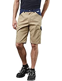 Größen neu kurze Damen Jeans Shorts Bermuda Pionier comfort Stretch  versch