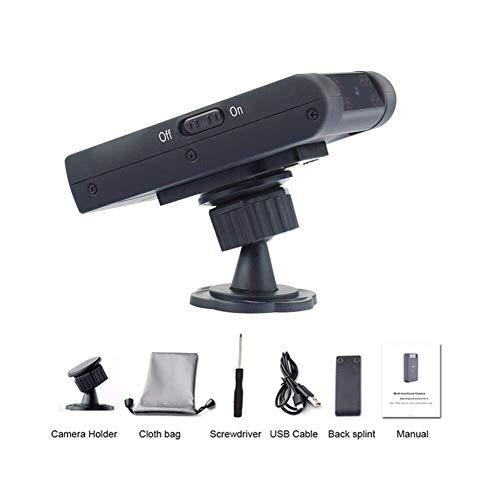 Simshew Neue Autokamera Drahtlose WiFi-Remote-Kamera - HD 1080P-Videorecorder mit um 180 Grad drehbarem Kamerabildschirm - Genaue Bewegungserkennung, Infrarot-LED und Nachtsicht