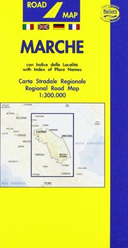 Marche 1:250.000 (Carte regionali)
