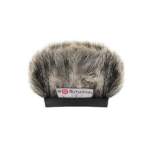 Gutmann Micrófono parabrisas, parabrisas para Zoom H2n Digital Recorder - Modelo Especial HUSKY (edición limitada)