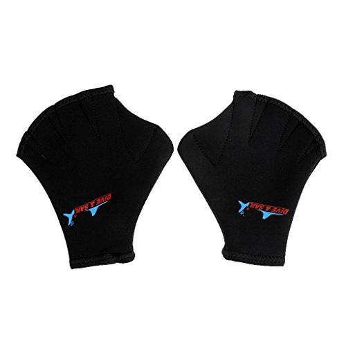 B Baosity Neopren Handschuhe Neoprenhandschuhe Taucherhandschuhe Surfen Angeln Wassersport Schwimmhandschuhe für Herren Damen