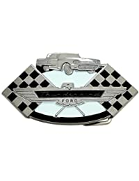 Ford Thunderbird Belt Buckle Officially Licensed Product Classic American Car