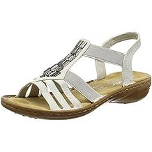 8ad3c2afb841 Suchergebnis auf Amazon.de für  Bequeme weiße Sandalen