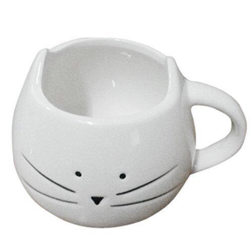 Rainbow Fox Nette Neizende Katzen Tasse Becher Kätzchen Kaffee Tasse Tee Tasse Kaffeetasse - 2