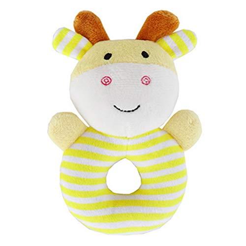 Ndier Baby Soft sonajero Juguetes Infantiles LT Cute Cartoon...