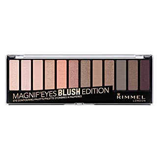 Rimmel London Magnifeyes Palette Blush Edition Paleta de Sombras Tono 2 – 14.16 gr