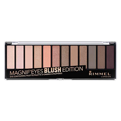 Rimmel London Magnifeyes Palette Blush Edition Paleta de Sombras Tono 2 - 14.16 gr