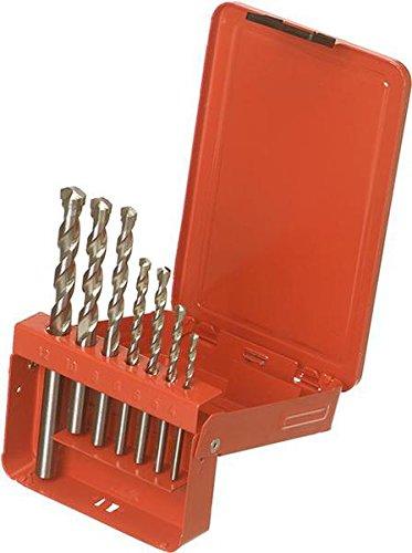Mehrzweckbohrer (Multiconstruction) für Metall, Holz und Mauerwerk Ø:4 - 5 - 6 - 6 - 8 - 10 - 12mm