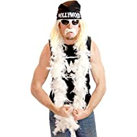 Costume Agent nWo New World Order Hollywood Hogan Complete Costume Set (Adult XX-Large)