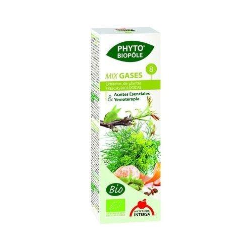 Phyto-Bipole Mix-Gases (Vientre Plano) 50 ml de Intersa