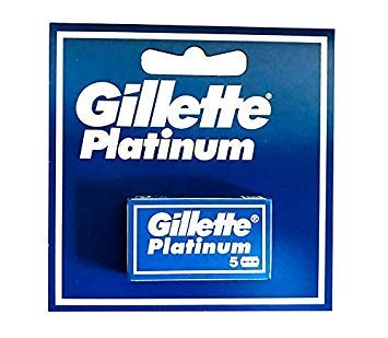 Gillette Platinum Rasierklinge - 5 Stück (Gillette Platinum)
