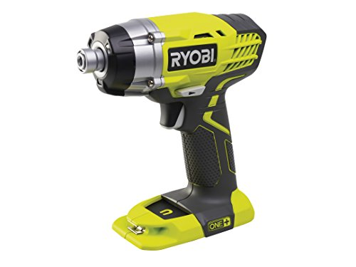 Side View - Ryobi One+ Impact Driver, 18V (Body Only)