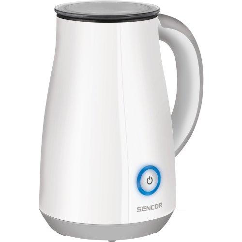 Sencor, Schiumalatte e scalda-latte, 450 Watt, Bianco (Weiß)