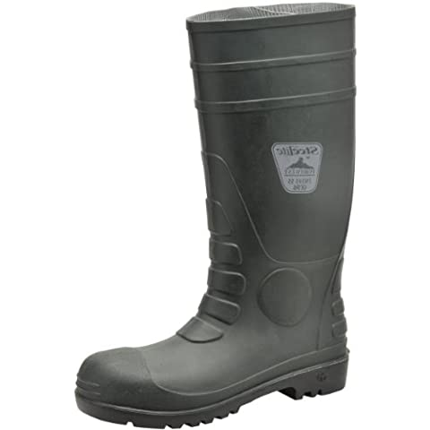Portwest Steelite Total Safety Wellington S5 - zapatos de seguridad para hombre