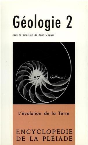 Géologie 2 : L'évolution de la Terre