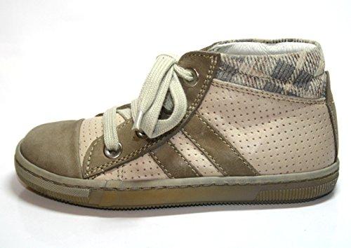 Schuhe Beige Stiefelette sand Kinder Sport Jungen Cherie By 4kids 397 Mädchen Zpx1X6qnz
