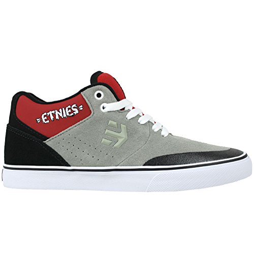 Scarpa Etnies 30th Anniversary Marana XT Nero-Nero-Gum Grey/black/red