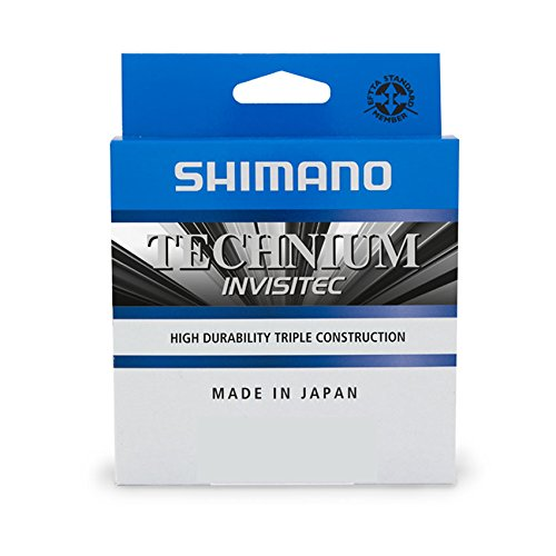 Shimano technium Invisi 300 m 0,305 mm invisitec Ficelle