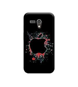 Ebby Premium Printed Back Case Cover With Full protection For Motorola Moto G (Designer Case)
