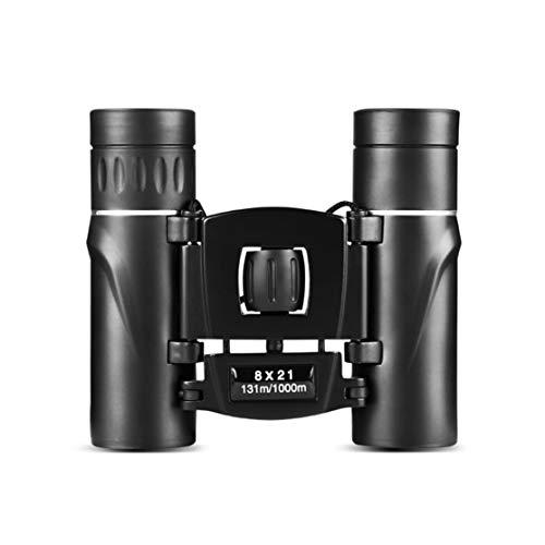 LouiseEvel215 8x21 Fernglas Teleskop Kompakte Fernglas Zoom Fernglas Handheld Teleskop Für Outdoor Camping Sport Spiele