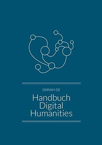 Handbuch Digital Humanities: Anwendungen, Forschungsdaten und Projekte