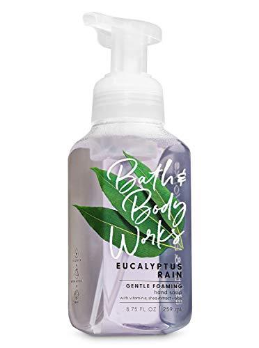 Bath & Body Works Gentle Foaming Soap - Eucalyptus Rain (259mL) -