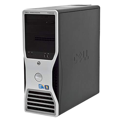 Dell Precision T3500 Workstation Tower Intel Xeon