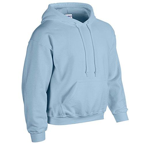 Gildan Heavy BlendTM Erwachsene Sweatshirt mit Kapuze, alle Farben + Größen, blau, 0L-8NQH-RWNV