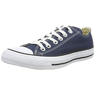 CONVERSE Chuck Taylor All Star Seasonal Ox, Unisex-Erwachsene Sneakers, Blau (Navy), 35 EU