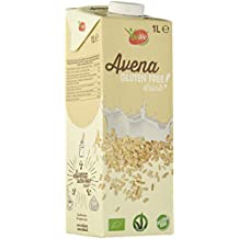 Bebida de avena sin gluten - caja de 6 uds de 1000 ml. (Total