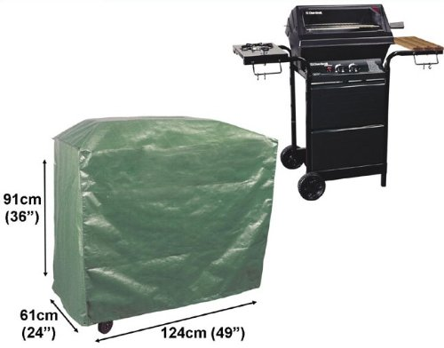Housse pour barbecue wagon 124cm gamme standard