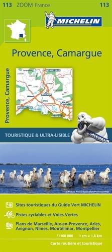 Provence, Camargue : 1/160 000