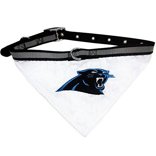 ina Panthers Pet Bandana (Carolina Panthers Hund)
