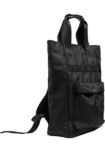 Urban Classics Damen Herren Carry Handle Backpack TB1475 black