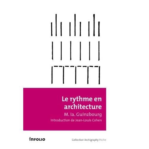 Le Rythme en architecture