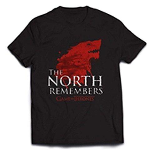 Game Of Thrones -  T-shirt - Uomo Nero