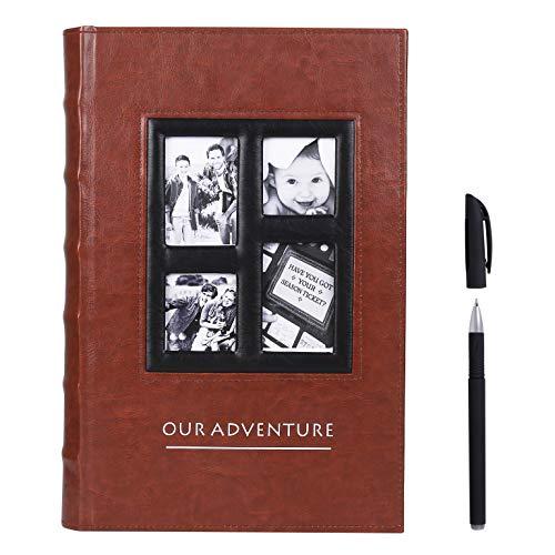 Nuestra Aventura Amplio álbum fotos Memo Slip In
