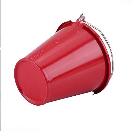 Socialism Mini Herramienta de Pala de Metal para 1//10 RC Rock Crawler axial SCX10 90047 Tamiya CC01 RC4WD D90 D110 TF2 Traxxas TRX4 Accesorios Rojo